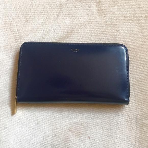 Celine Handbags - Céline     zip around wallet